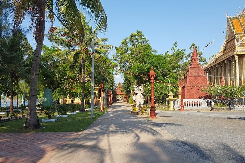 Kampot and Kep Full Day Tour