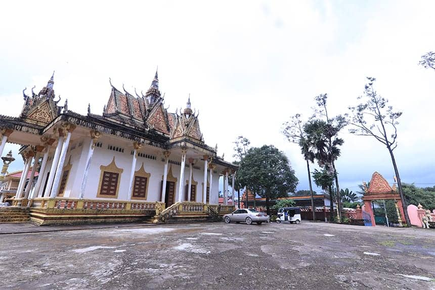 Sihanoukville City Tour